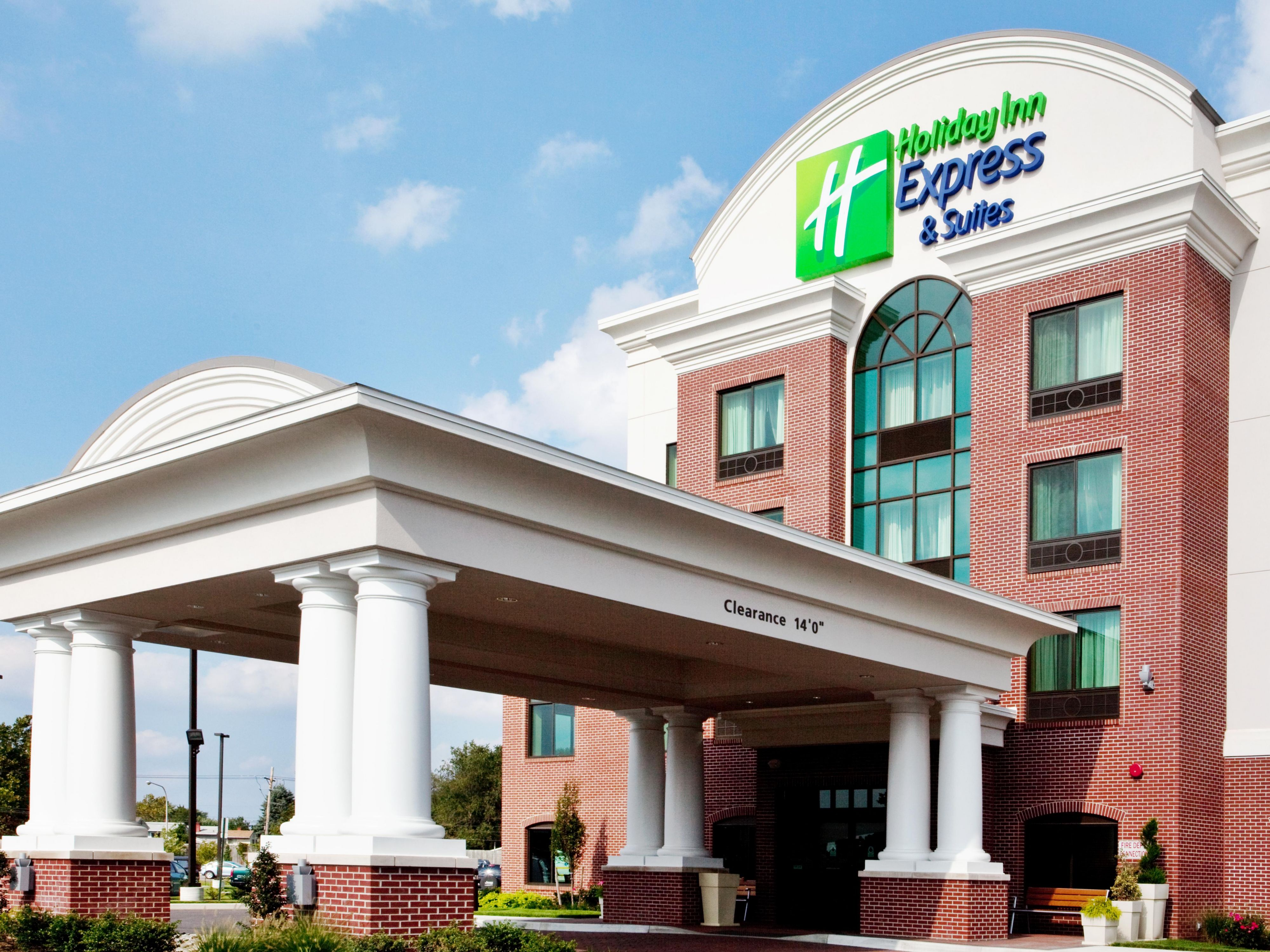 Image of the Holiday Inn Express and Suites in Wilmington Delaware