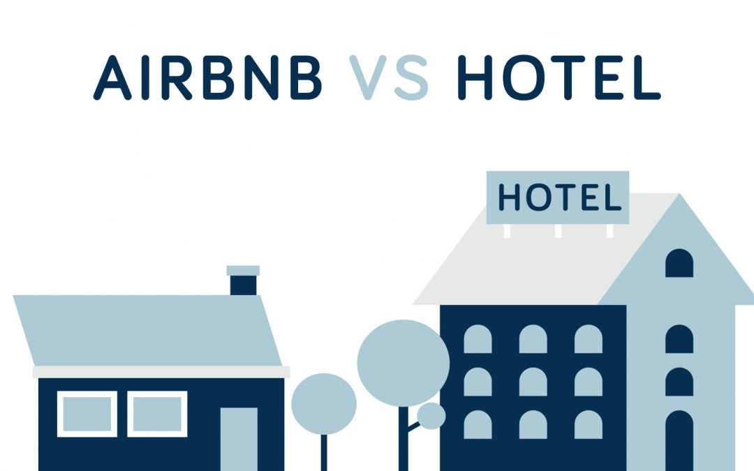 How Airbnb has Disrupted Hotel Management