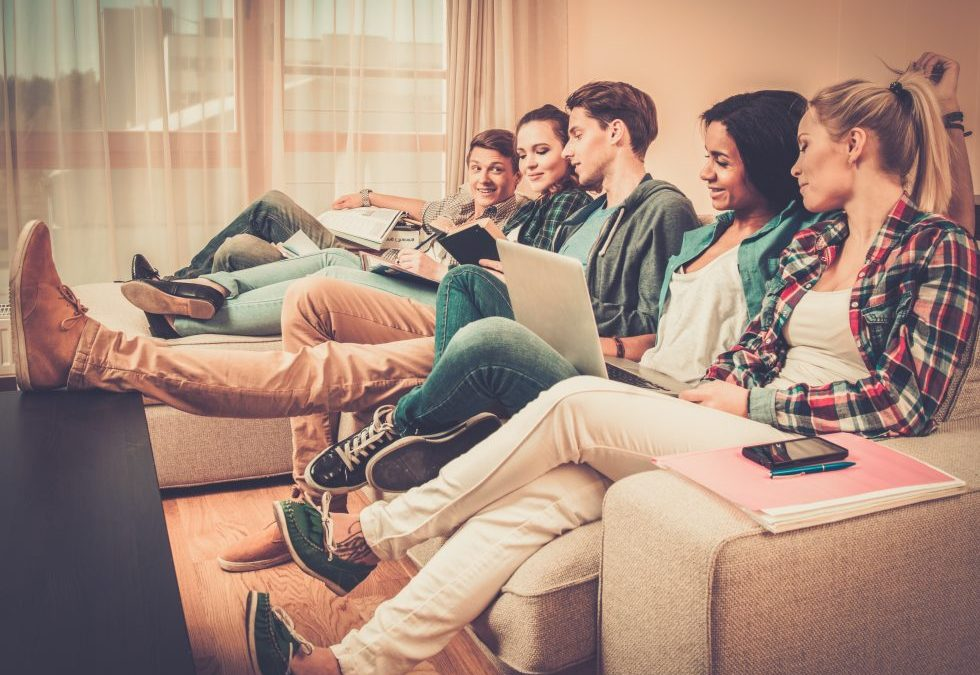 Smart IoT tech is reinventing the student housing business.